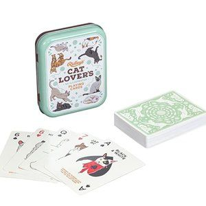 Ridley's | Cat Lovers Illustrated Playing Cards